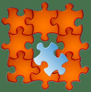 puzzle silo small