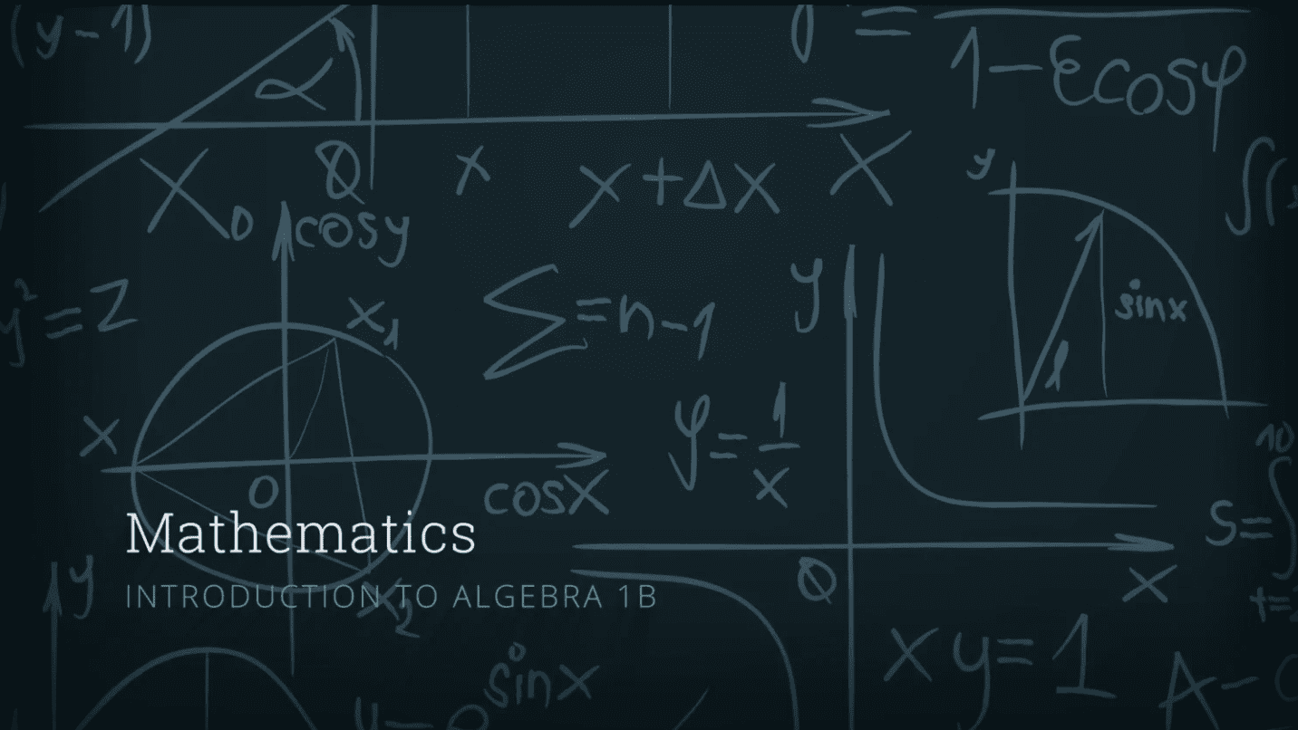 algebra1-lessons