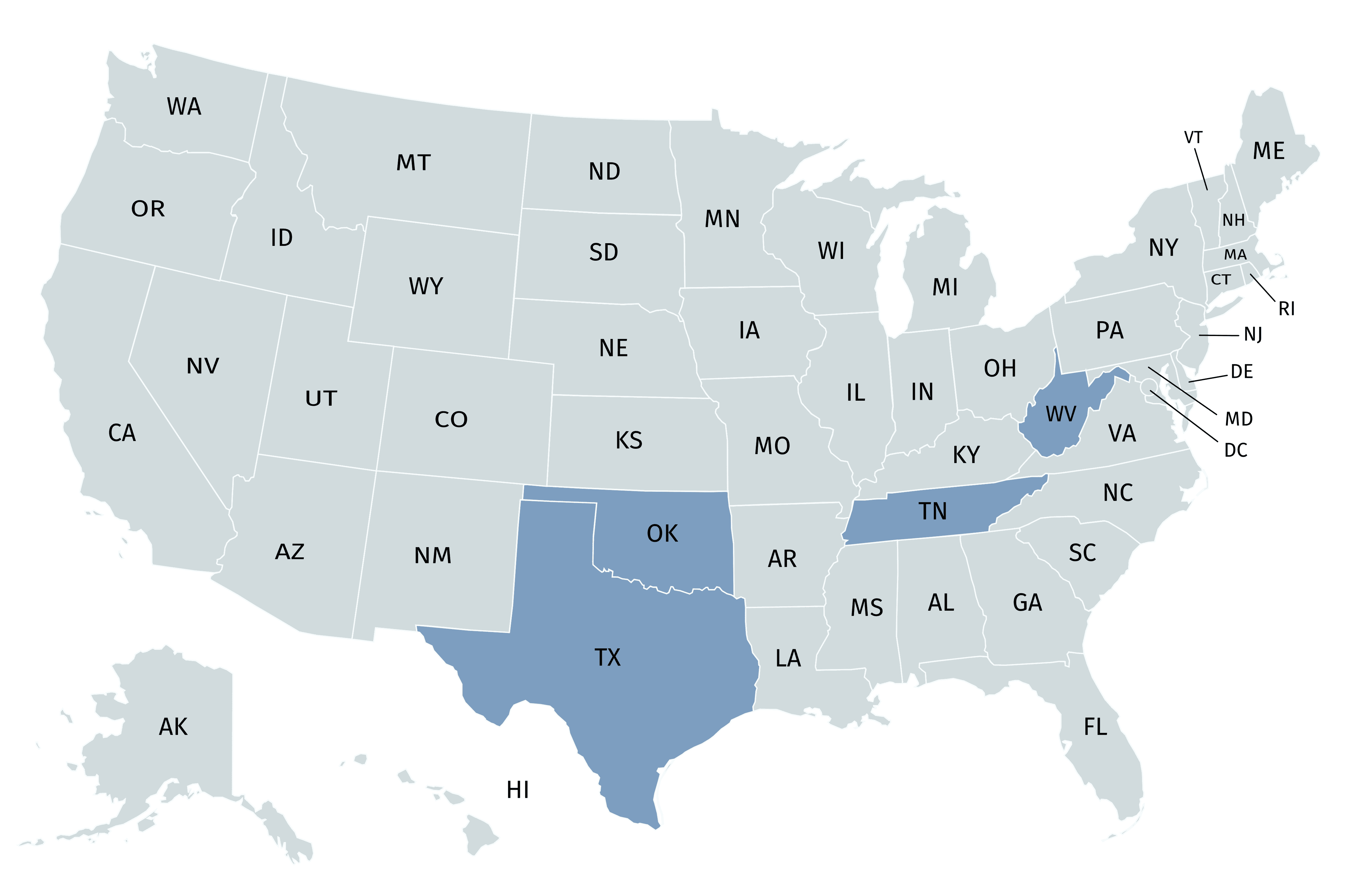 The upcoming states of adoptions for science - next generation science standards
