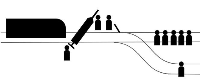 The Trolley Problem IRL
