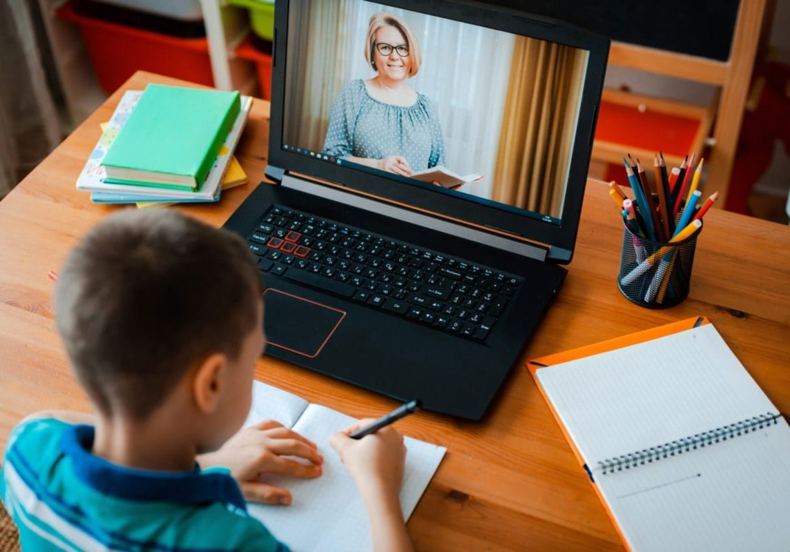 At-Home Distance Learning
